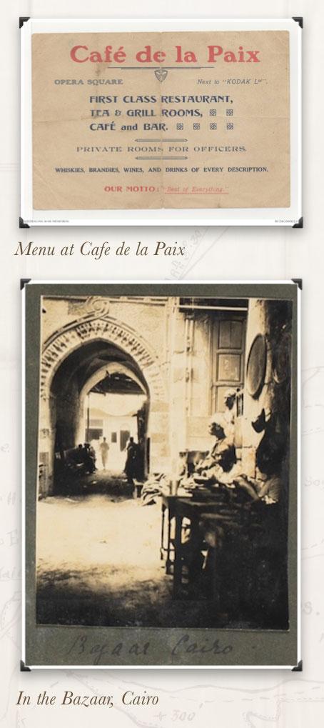 Opera Square - Bazaar Cairo