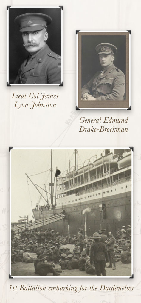 James Lyon Johnston - Edmund Drake Brockman