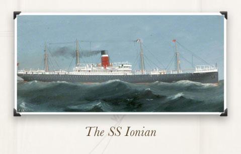 HMS Ionian