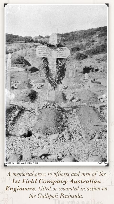 Fisrt Field Engineers Memorial