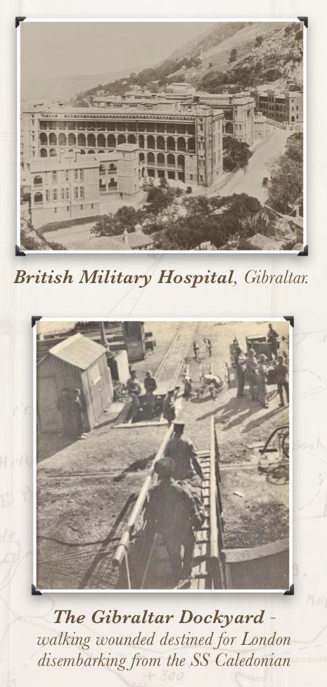 British Miliary Hospital Gibraltar