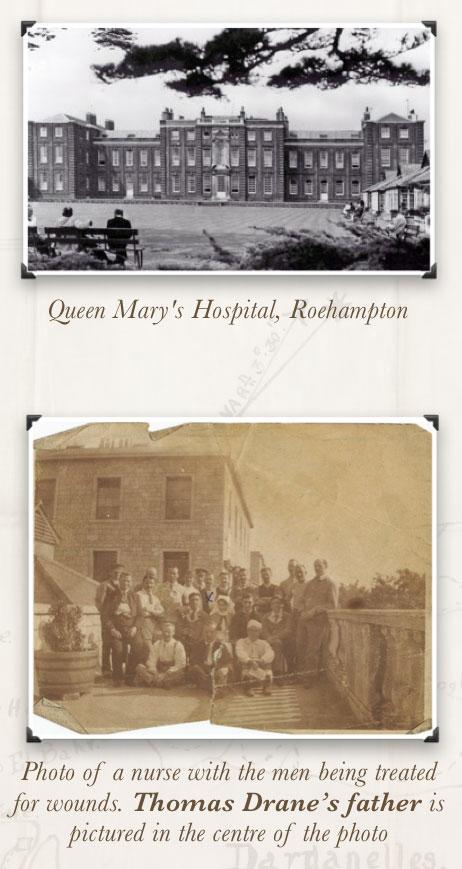 Queen Mary's Hospital Roehampton